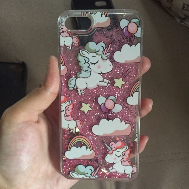 Case Iphone 5 Unicorn