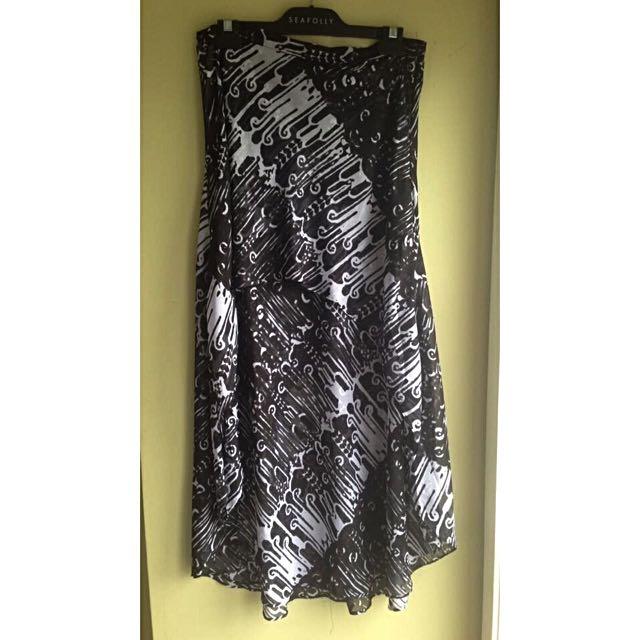 Volcom Chiffon Skirt