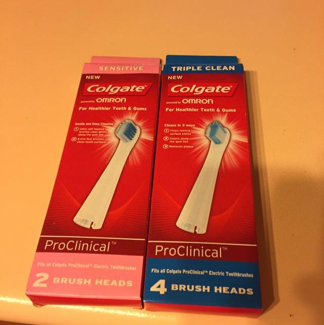 Colgate Tooth Brush Heads