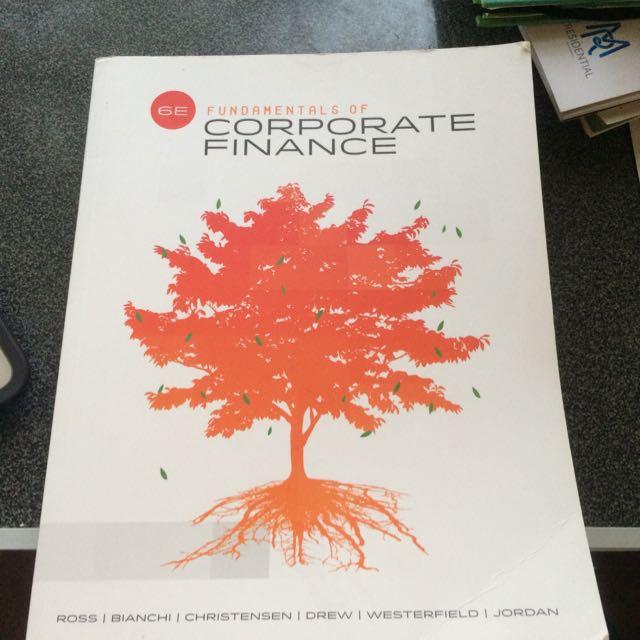 Coporate Finance