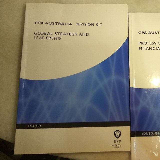 CPA Global Strategy and Leadership Revision Kit