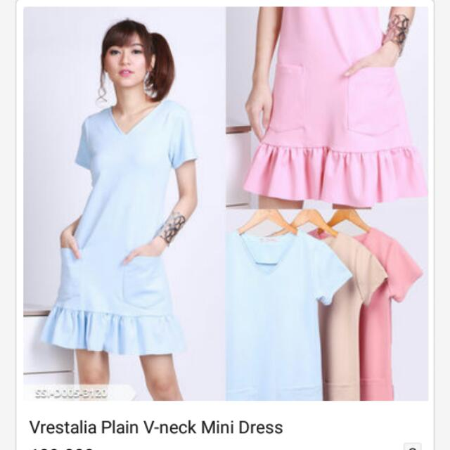 Cuci Gudang Sale Stock Dres