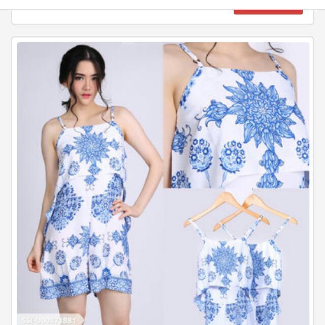 Cuci Gudang Sale Stock Jumpsuit