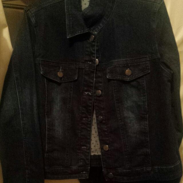 Dannii Minogue Denim Jacket