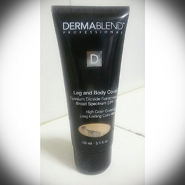 DERMABLEND Leg And Body Cover Golden Beige
