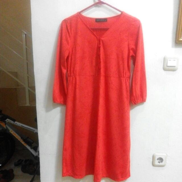 [REPRICE!!] Dress by Simplicity