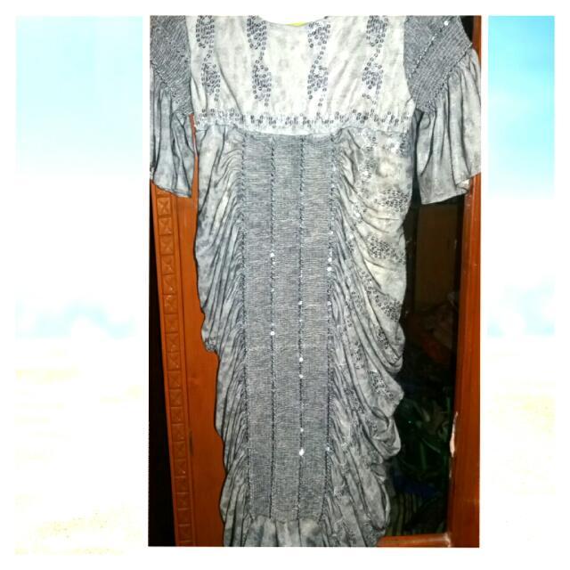 Dress Handmade Full Payet.