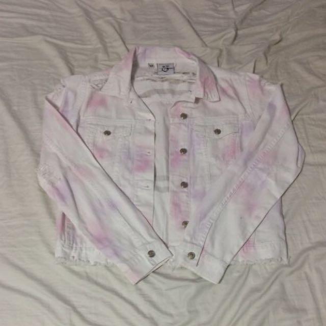 Drop Dead Denim Jacket
