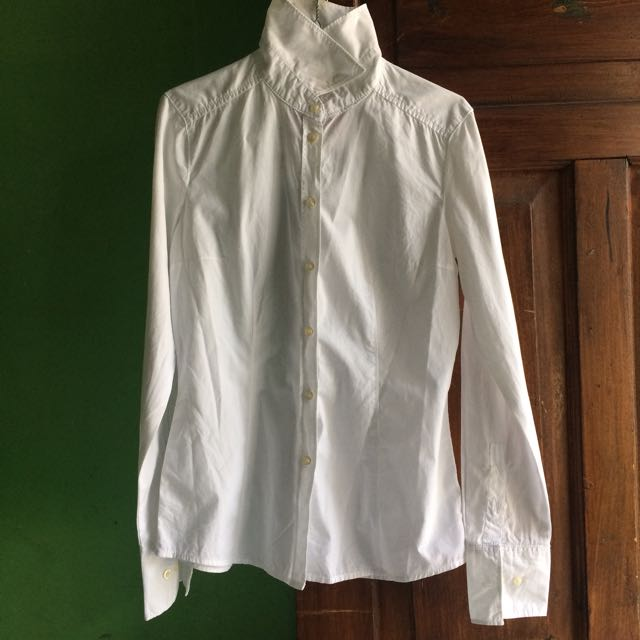 ESPRIT White Shirt (2)