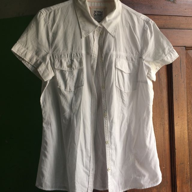 ESPRIT White Shirt (3)