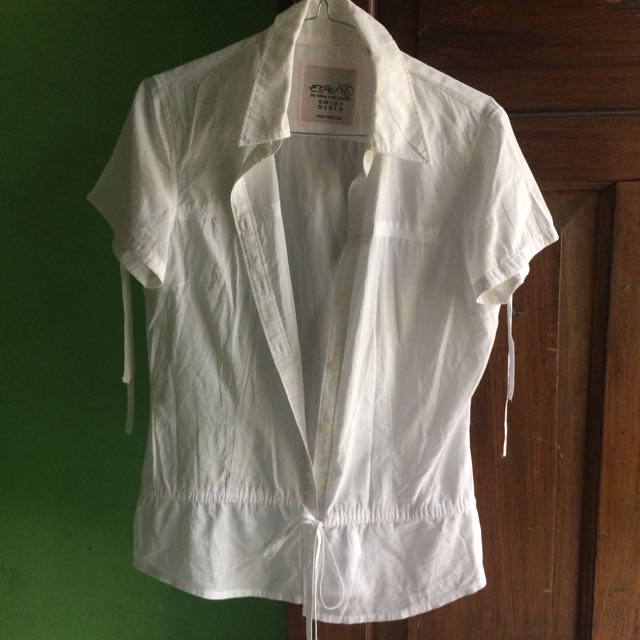 ESPRIT White Shirt (4)