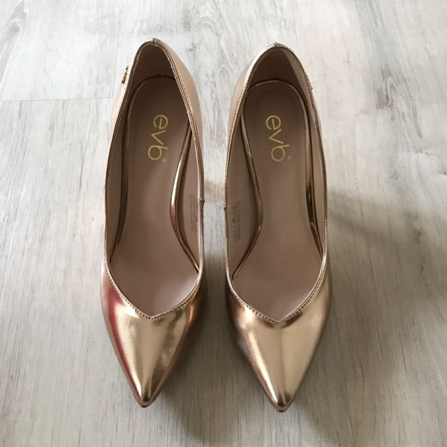Everbest Rosegold Pump Shoes
