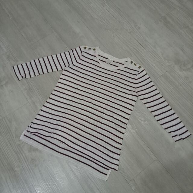 Forever 21 Stripes Star