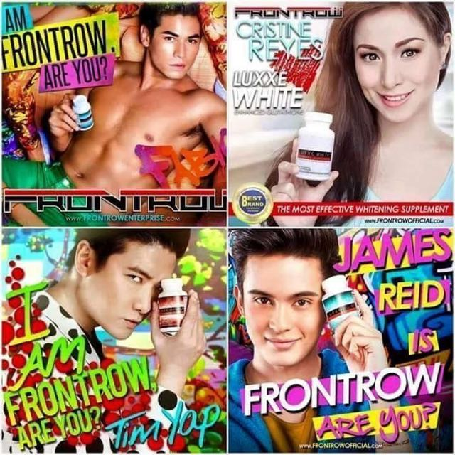 Frontrow Luxxe Products