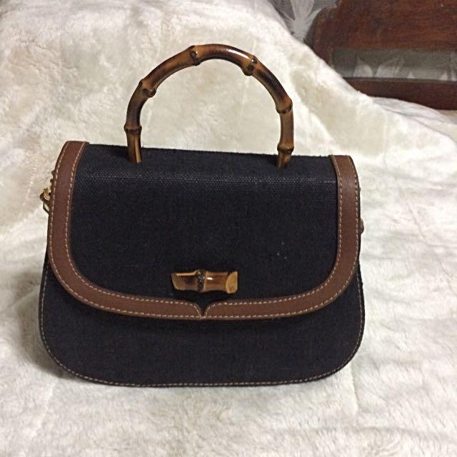 gucci inspired mini sling bag