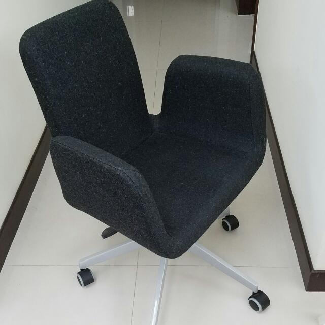Ikea Patrik 椅子(灰色)