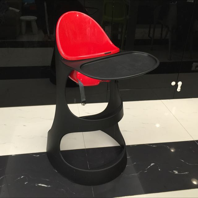 IKEA的Leopard兒童餐椅