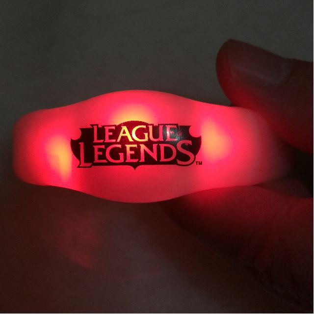 League of Legend Light up Bracelet