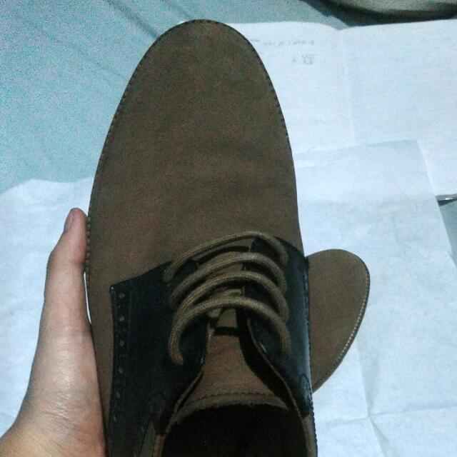 Open BID! Leather Shoes Of Yongki Komaladi