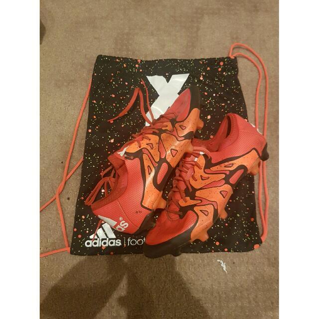 mens X 15.1 FG/AG football boots