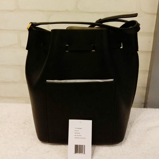 🈹Michael Kors Collection 系列 MIRANDA 水桶包