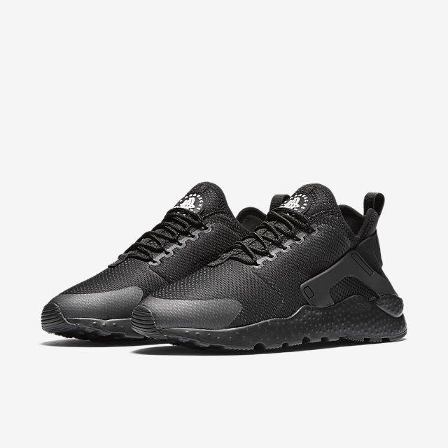 3dbc586f4054 Nike Air Huarache Ultra (Women) - Black Black Black