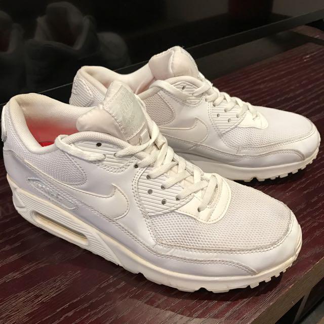 Nike Air Max 90 White Womens