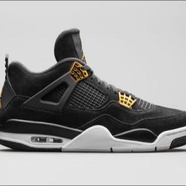 Nike Jordan 4 Royalty US10.5 and US11