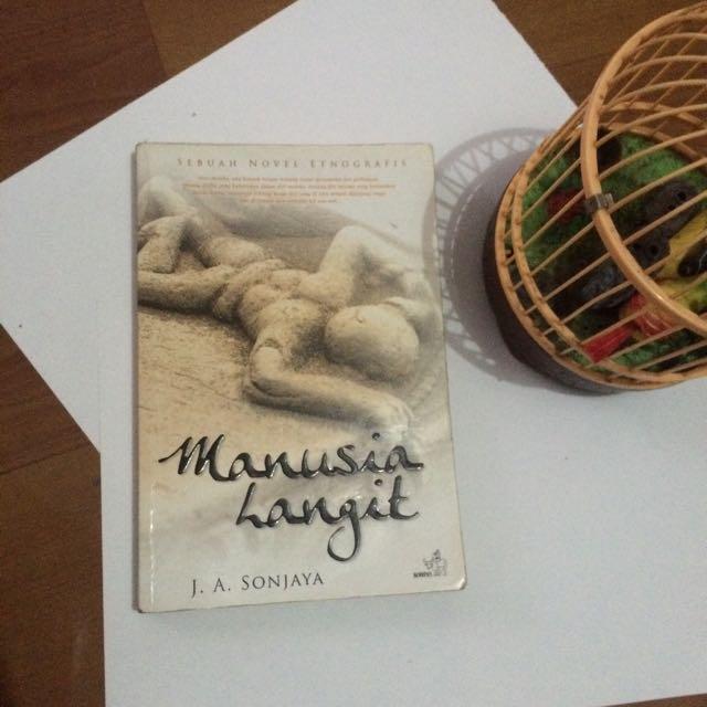 Novel : Manusia Langit