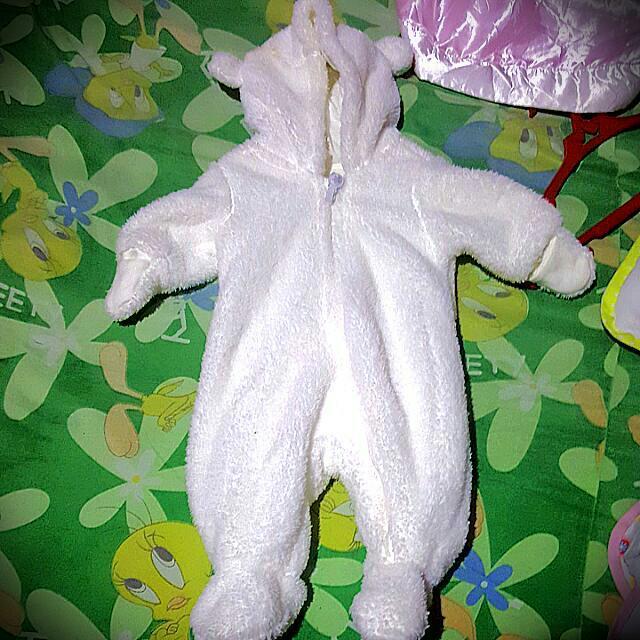 onesie cutie bear