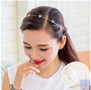 [po] korea hair accessories part 3