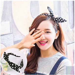 [po] korean hair accessories part 5
