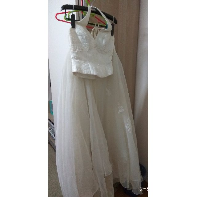 Pre-loved Bridal Gown (white)