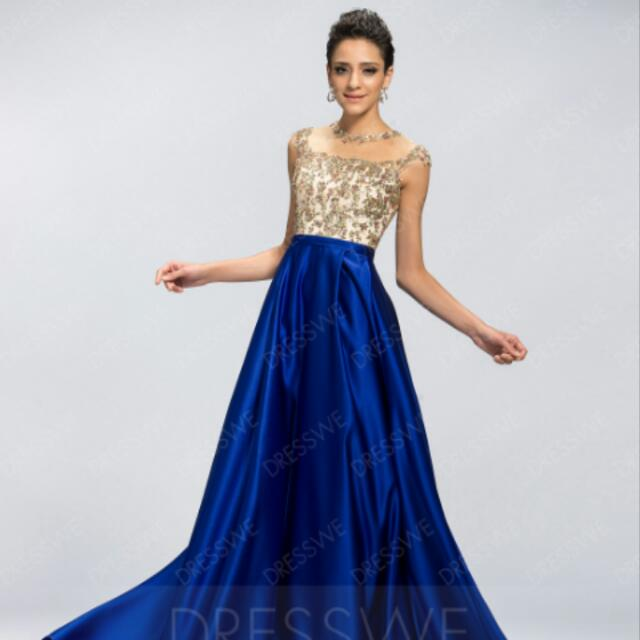 Prom Dress, Evening Gown