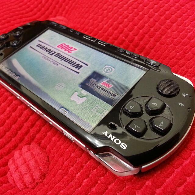PSP 3007 黑