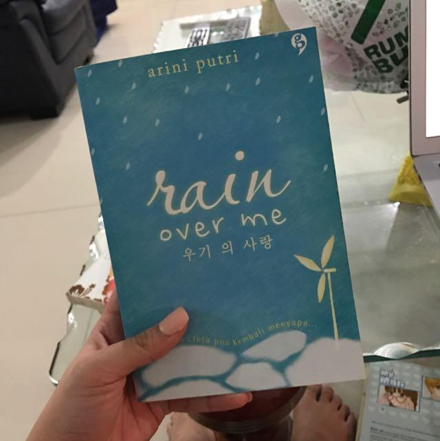 Rain Over Me By Arini Putri