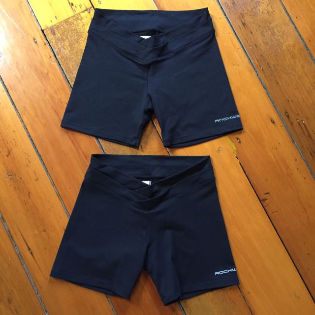 Rockwear Exercise Shorts