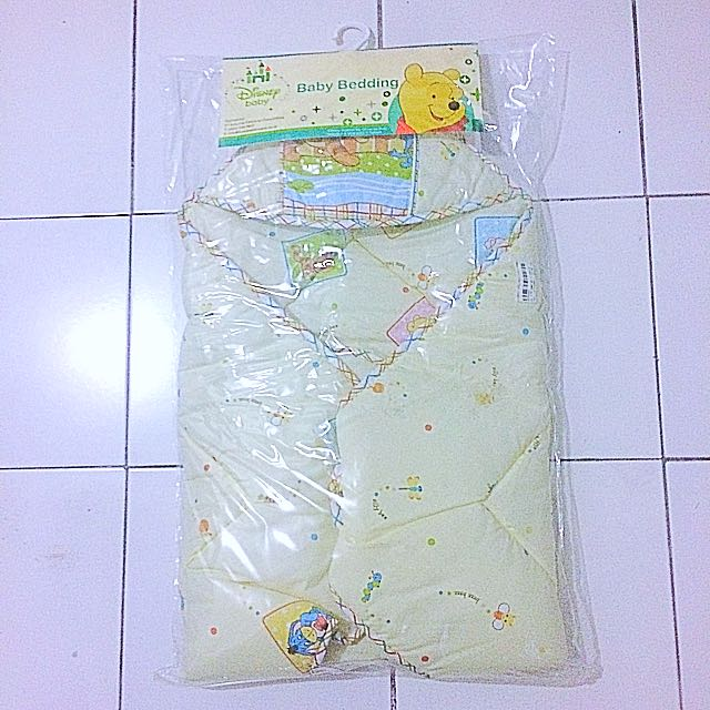 Selimut Bayi Disney Classic Pooh Baby Bedding