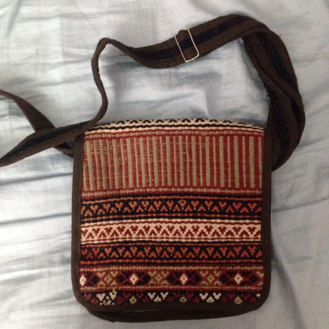 Shoulder Bag Colourful