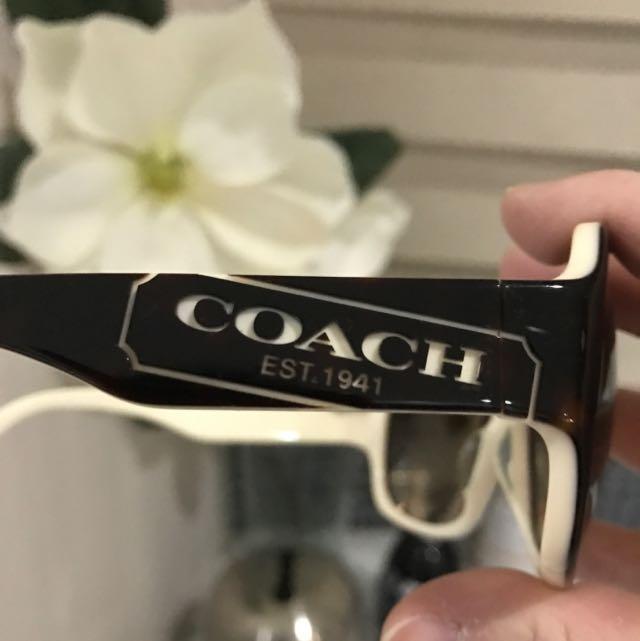 Sunglasses Authentic Coach