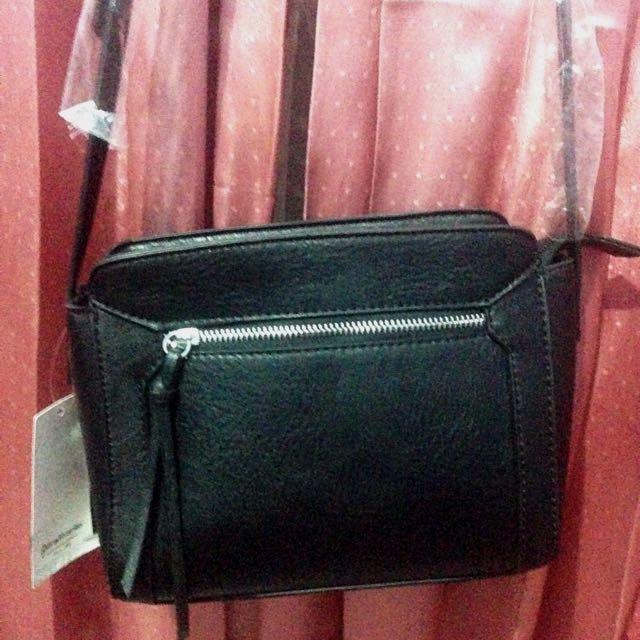 tas stradivarius baru (stradivarius sling bag)