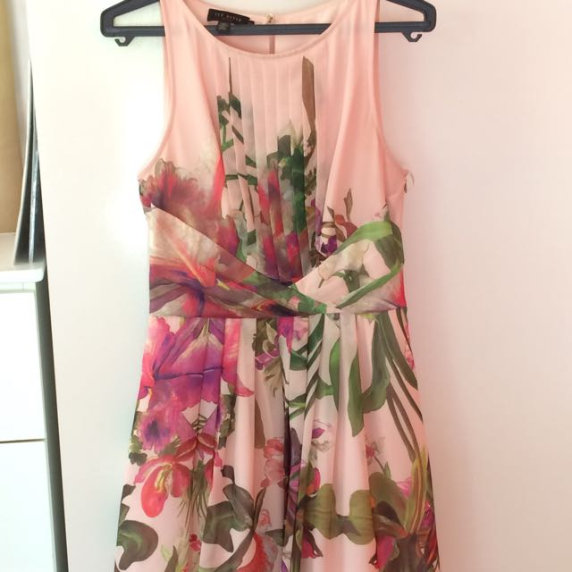 Ted Baker Size 8 Cocktail Dress