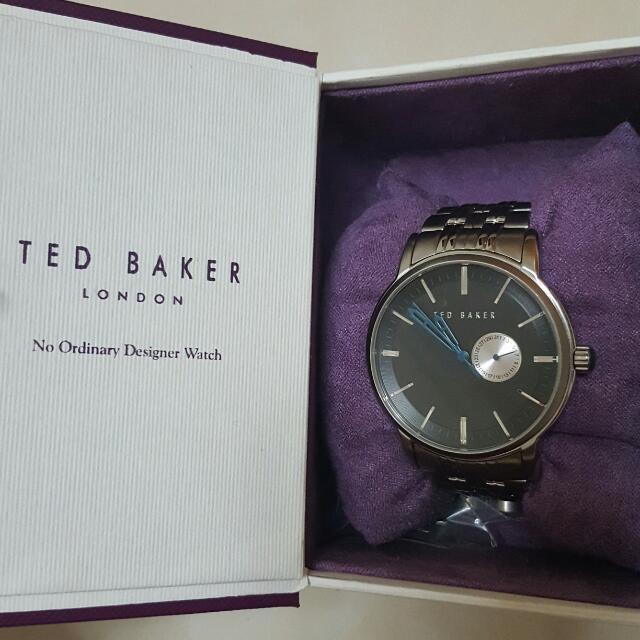 TedBaker英國品牌潮流手錶金牌特務