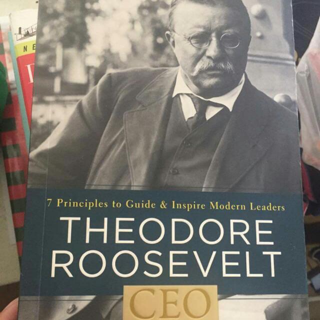 Theodore Roosevelt CEO