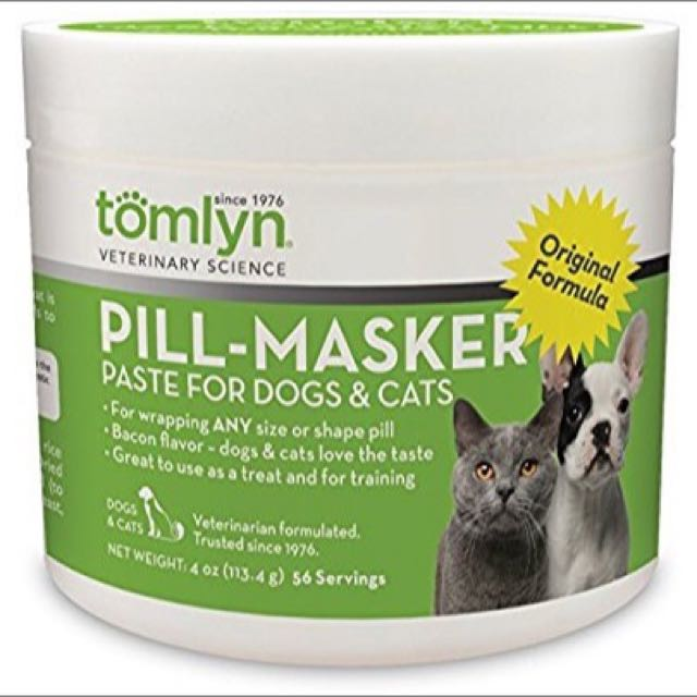 Tomlyn Pill-Masker (Original) for Dogs and Cats