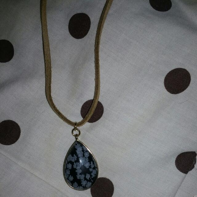 Topshop Freedom Necklace