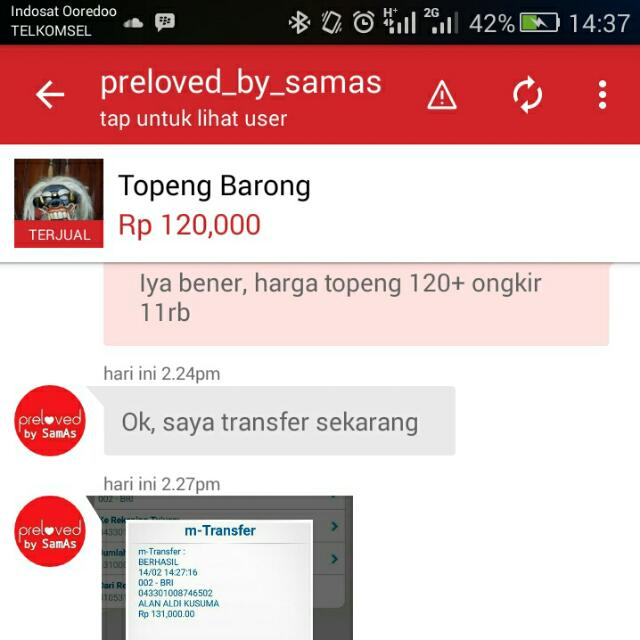 trusted buyer
