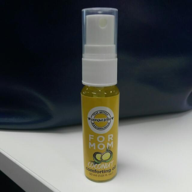 Wangsa Jelita - Coconut Oil