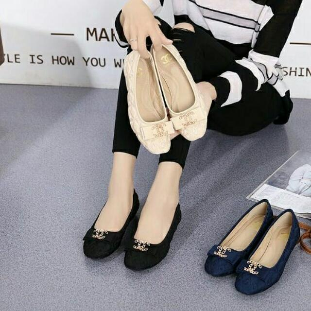 Wedges Chanel Felice Series 3038-2