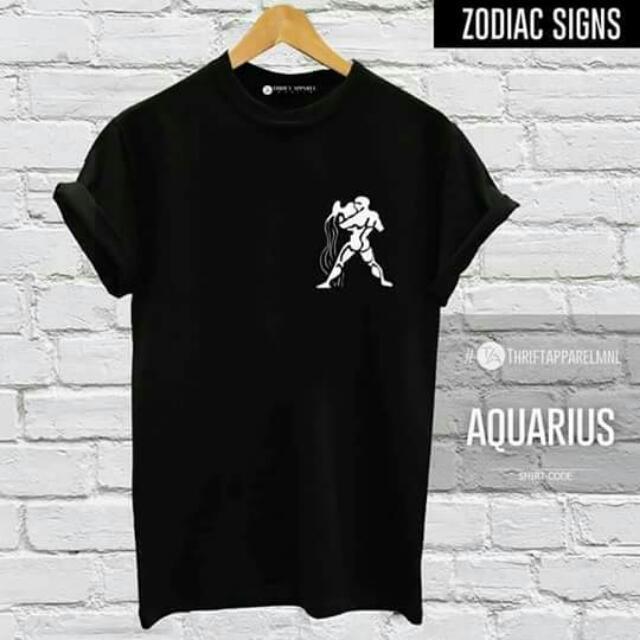 ZODIAC SIGN SHIRTS